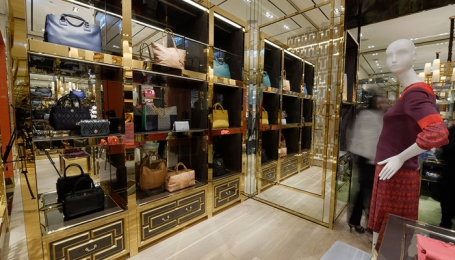 Tory Burch Store Opening