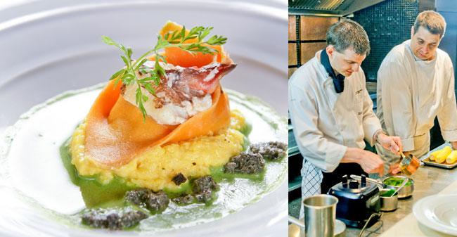Chef Nicolas Schneller & Chef Martin Faist