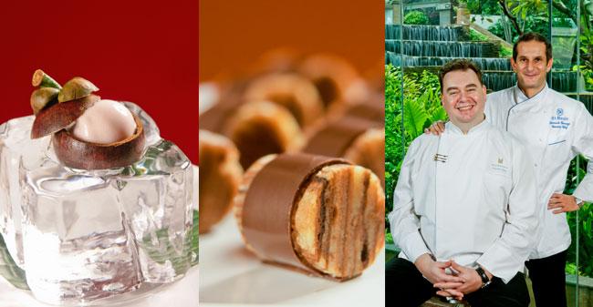 Chef Pierre Andre Hauss & Chef Leonardo Concezzi