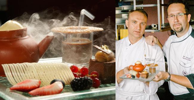 Chef Michael Gremer & Chef Gael Lardiere