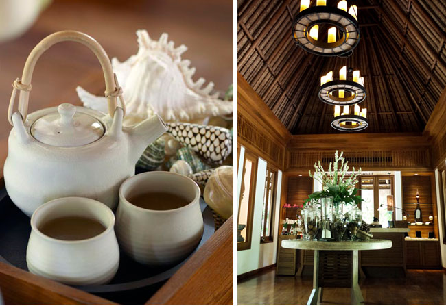 Four Seasons Resort Koh Samui Spa Pictures